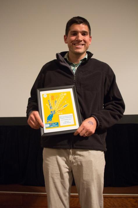 "Roger Masson, Grand Prize Winner for ""Cuttyhunk."""