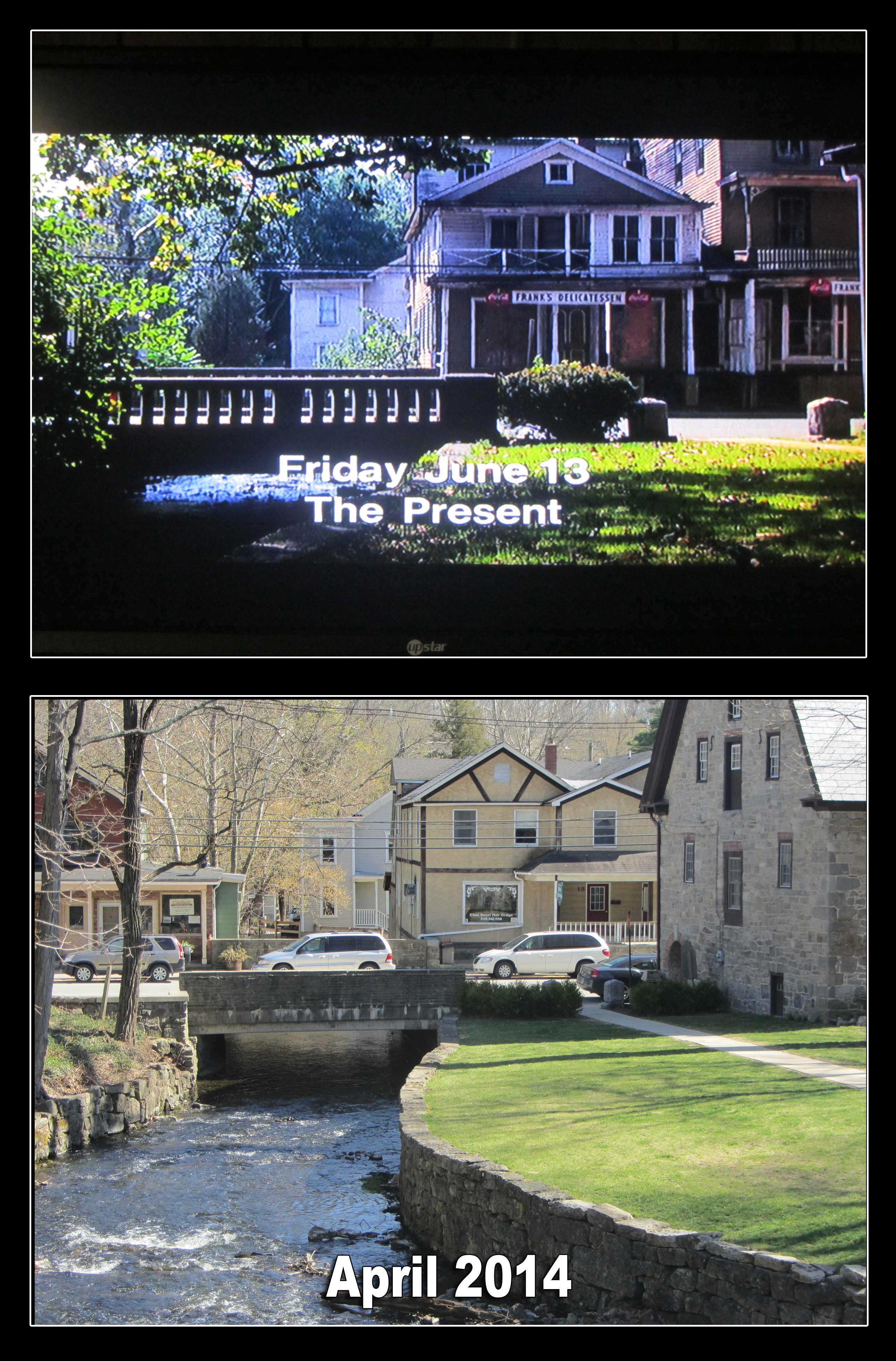 Filming In Progress The Most Beautiful Actress In The World: 'Friday The 13th' Filming Locations