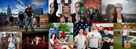 Band promos by Kristen Pierson Photography