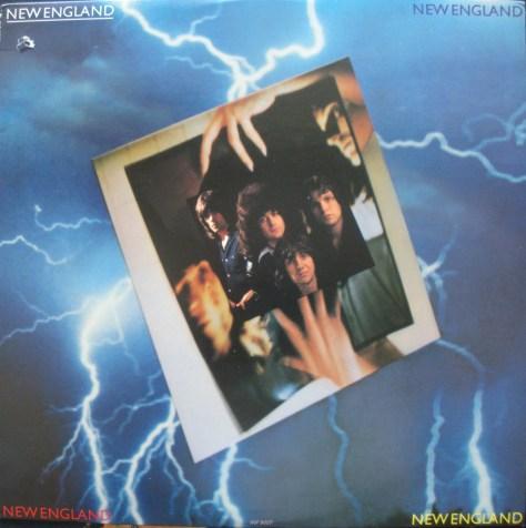 Photo - New England debut album
