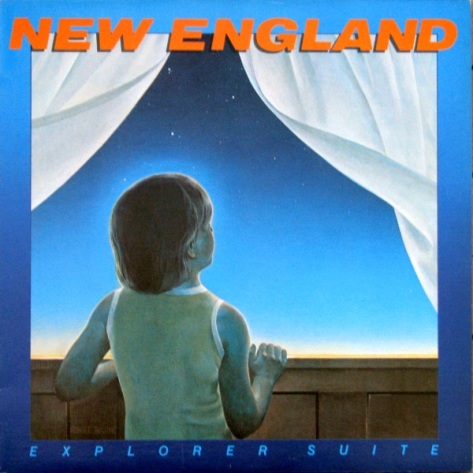 New England's second album Explorer Suite