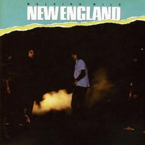New England's third album Waking Wild
