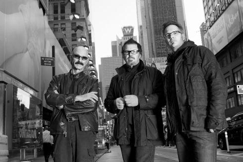 Photo - The Stick Men
