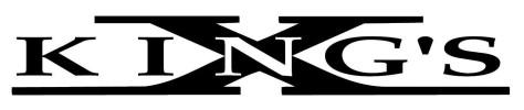 Logo - King's X
