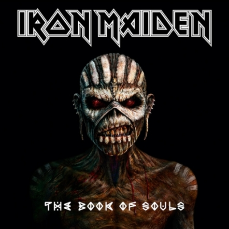 Top 10 2015 - Iron Maiden