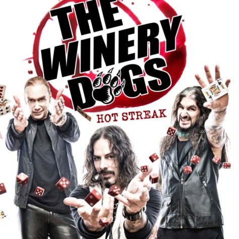 Top 10 2015 - Winery Dogs Hot Streak