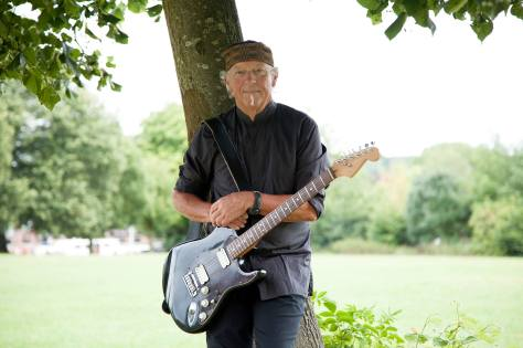 Photo - Martin Barre NEW