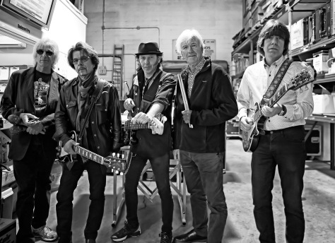 Photo - The Yardbirds hi-res