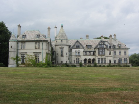 The Collinwood Mansion (PHOTO BY J. KENNEY)