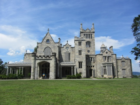 The Collinwood Mansion in
