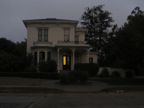 Joseph Cotten's home in Alfred Hitchcock's