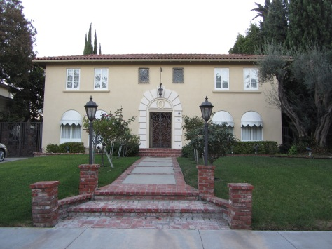 The home of Jane & Blanche Hudson in