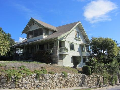 Elise Rainier's home in