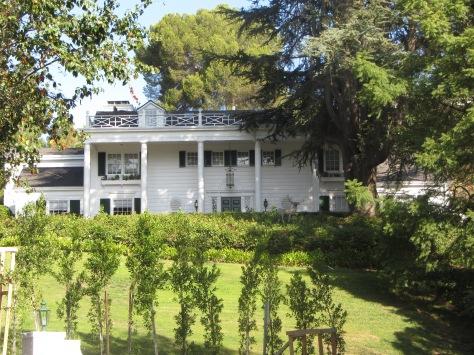 Joan Crawford's home in