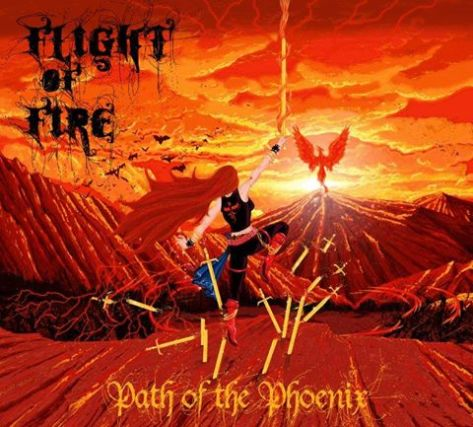 "Flight of Fire will release ""Path to the Phoenix"" on Oct. 1, 2016."