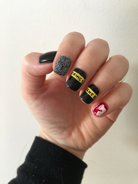 crimse-scene-nails