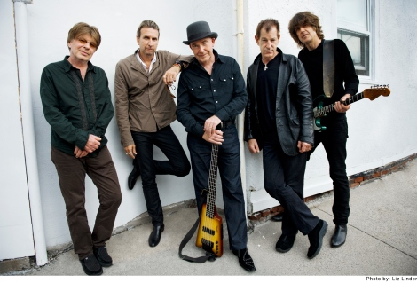 Photo - The Fixx (Photo by Liz Linder)