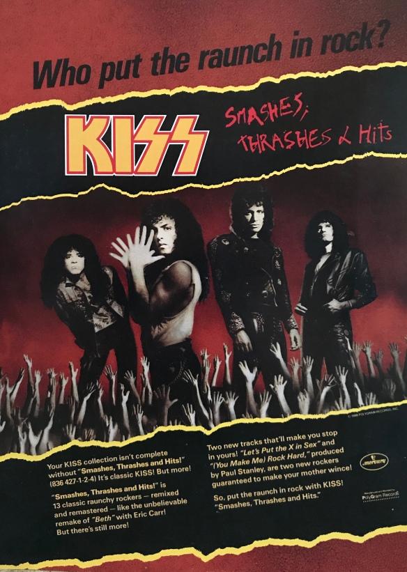 Sunday Ad Series Recap – Spotlighting 1988 Albums