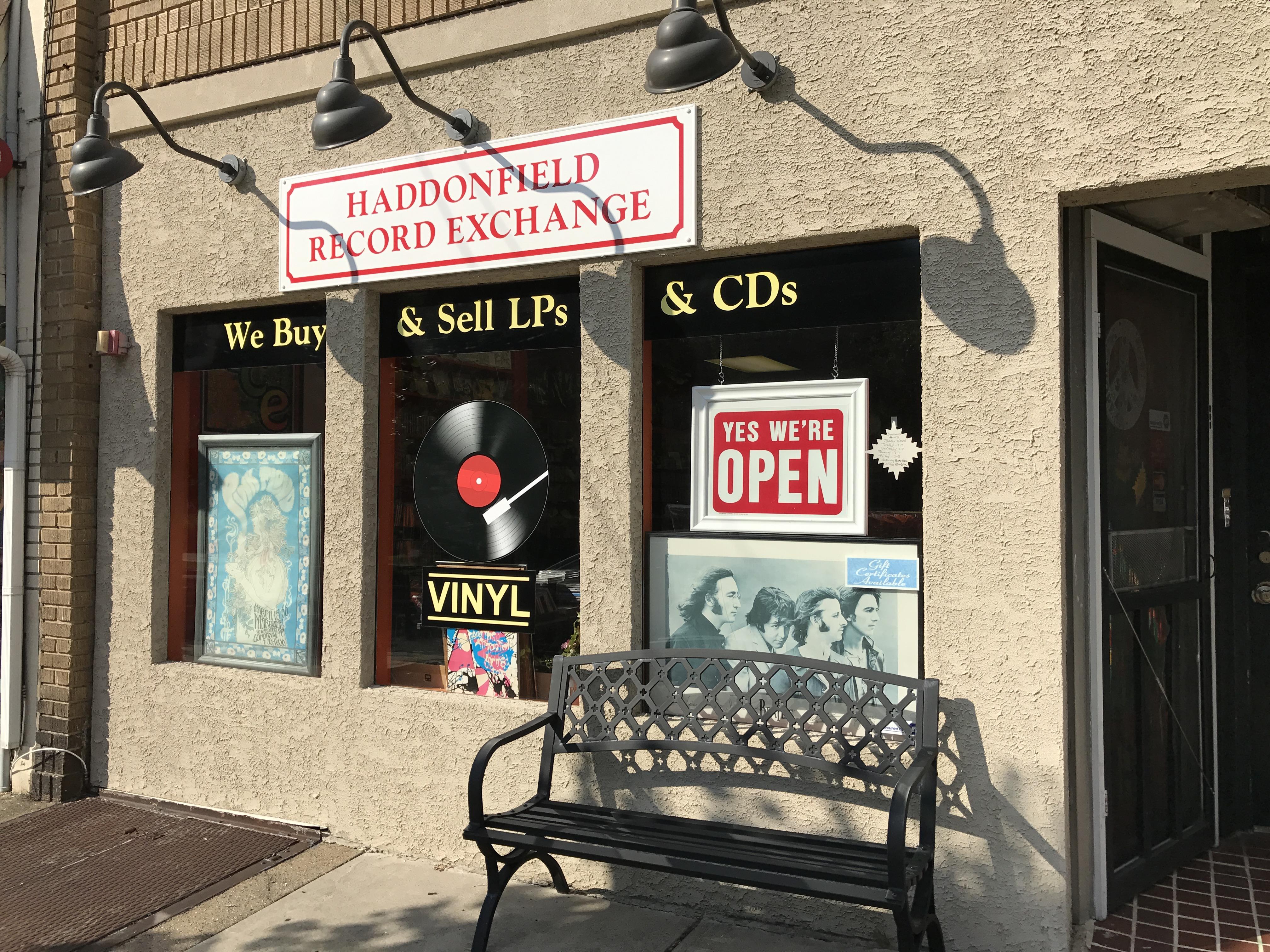 NJ Haddonfield Records Haddonfield