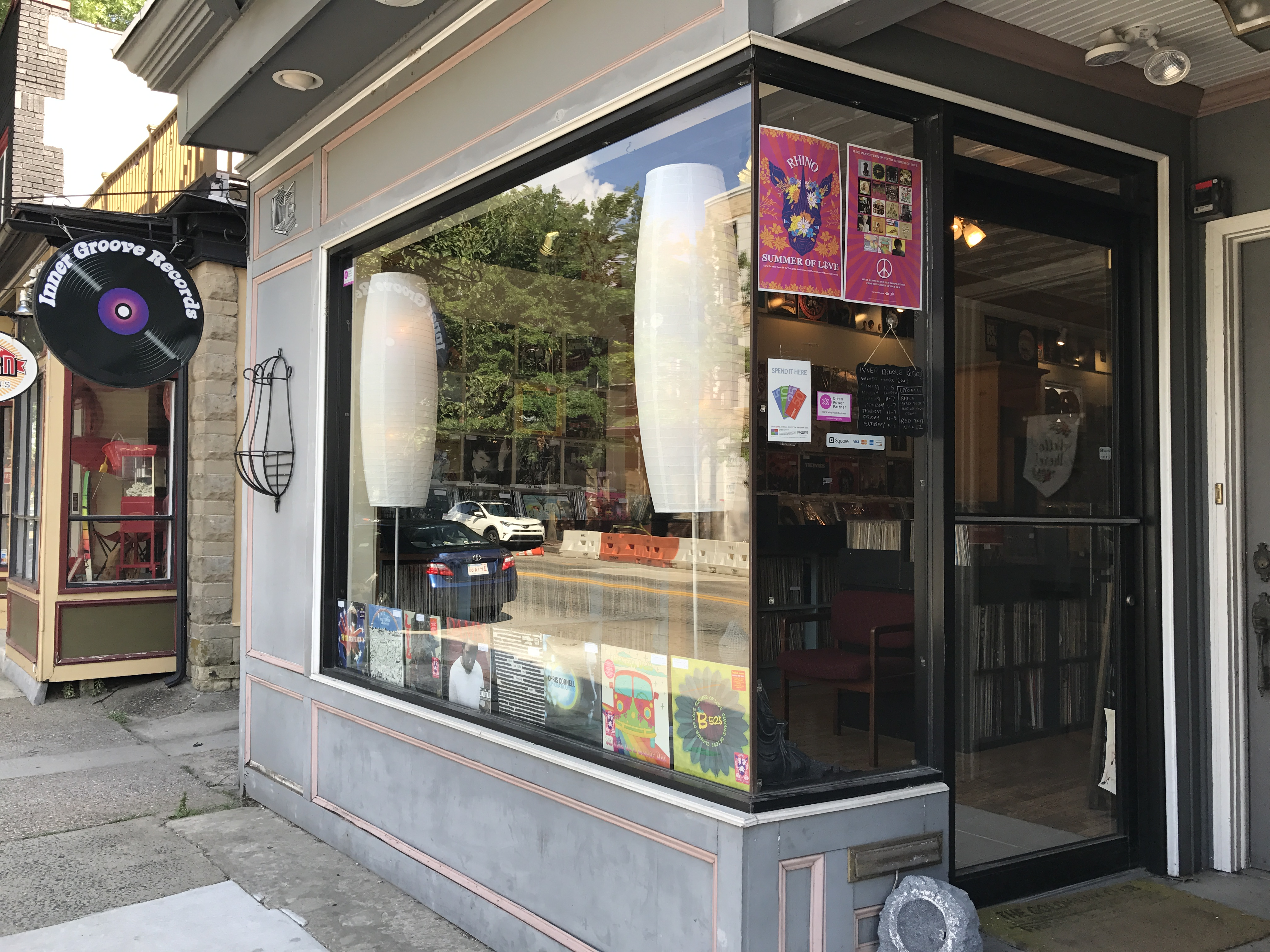 NJ Inner Groove Records Collingswood